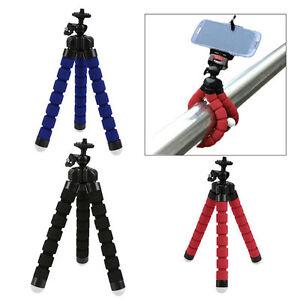 Universal-Flexible-Tripode-Base-Soporte-Set-para-Nikon-Canon-iPhone-Camara