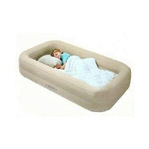 mattress kids. image is loading kids-travel-bed-inflatable-portable-folding-toddler-air- mattress kids
