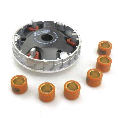 GY6 50 Performance Racing Variator w// Roller Weights 16X13mm 8g