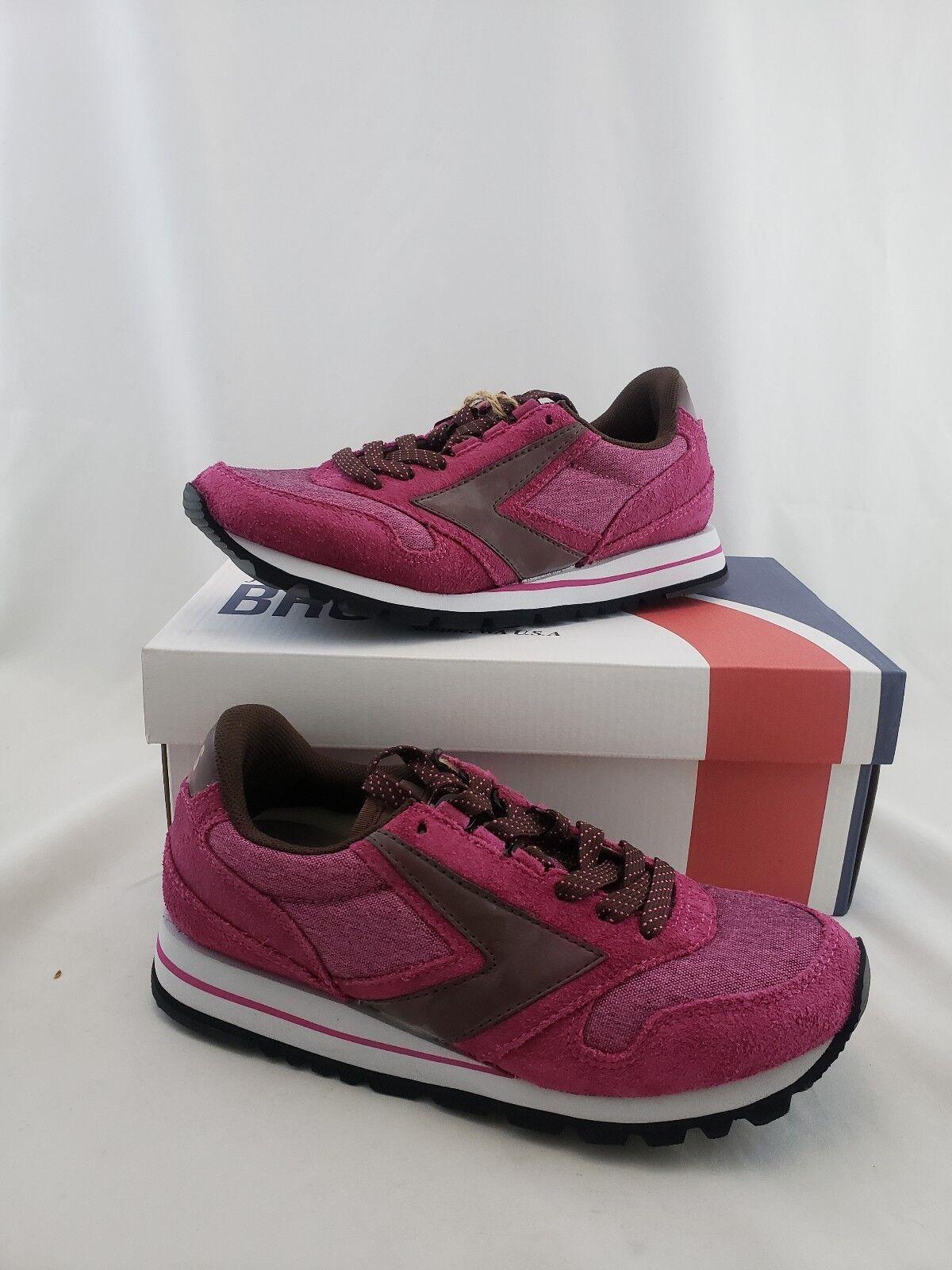 Brooks Chariot scarpe da ginnastica Mesa rosa French Roast Roast Roast Ascenscion Donna  7 US 38 EUR 3863c7