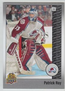 2014-UPPER-DECK-25th-ANNIVERSARY-PATRICK-ROY-250-SILVER-PARALLEL-29-Avalanche