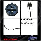 Disc Brake Pad Wear Sensor-Carrera Front,Rear Centric 116.37006