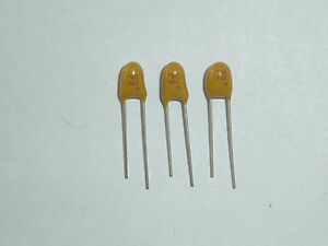 5Pcs Tantalum Capacitor DIP 25V15UF 15UF 25V 156 Radial