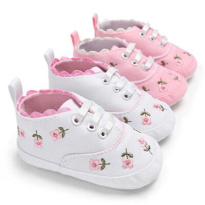 Newborn Kids Infant Baby Girls Crib