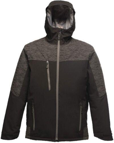 Regatta Marauder II Mens Waterproof Jacket Grey