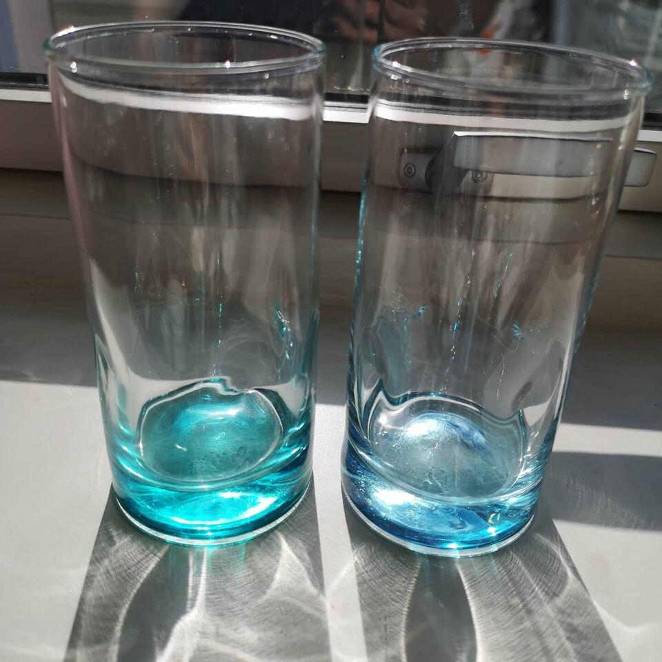 Glas, Vandglas