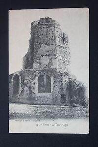 Tarjeta-Postal-Antigua-CPA-Postal-Nimes-la-Torre-Magne