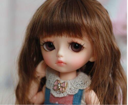 1//8 bjd doll yellow Noa tiny cute doll muñeca recast lati