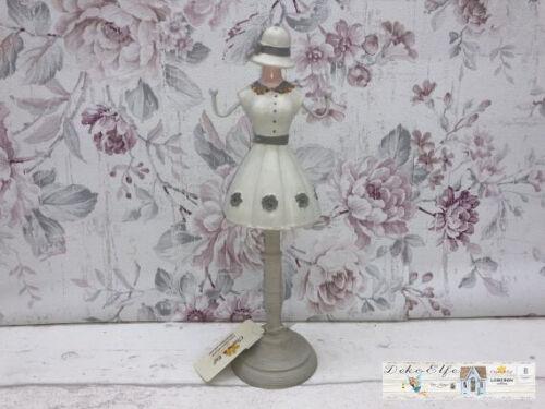 Clayre /& Eef Kleiderpuppe Puppe Figur Schmuckpuppe Vintage Schmuckständer