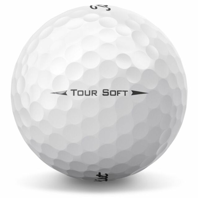 24 Titleist Tour Soft Used Golf Balls AAA+ Free Shipping