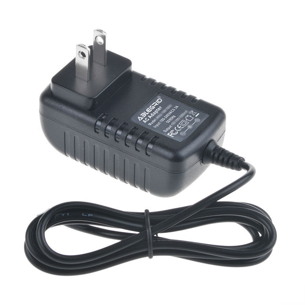 9V 2A AC Wall Power Adapter Charger W/ 4.0mm Cord for iHome Speaker Audio Dock