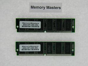 Avoir Un Esprit De Recherche Mem-cip-128m 128mb (2x64) Drachme Mémoire Pour Cisco 7500 Cip2 Routeurs