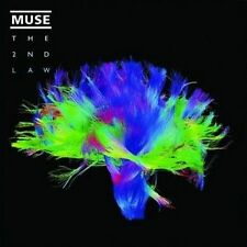 Muse - The 2nd Law Vinyl LP Sealed New