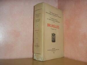 XVIe congrès anthropologie archéologie Bruxelles 1935