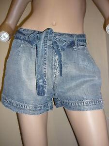 Shorts-denim-tencell-donna-mod-Alice-Yell