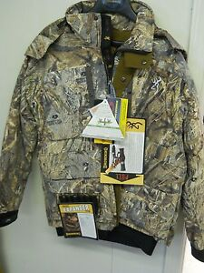 Browning Xpo Grand Passage Insulates Duck Hunting Jacket
