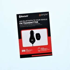 iSimple-Blustream-Bluetooth-FM-Modulator-Black