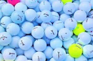 50-Golf-Balls-Titleist-Srixon-Callaway-Nike-TaylorMade-Bridgestone-Wilson-Dunlop