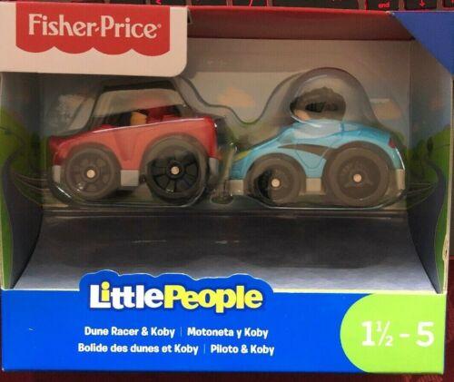 Nova Fisher Price manobras Duna Racer e Koby