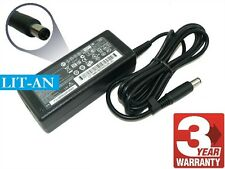 65W AC ADAPTER GENUINE LIT-AN HP COMPAQ PRESARIO CQ57-356SA UK CHARGER