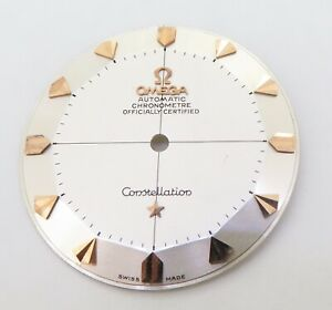 Vintage-Omega-Constellation-Grand-Luxe-Pie-Pan-Dial