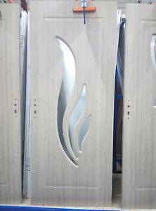 Porte interne con vetri vari colori ebay - Mostrine porta blindata dierre ...