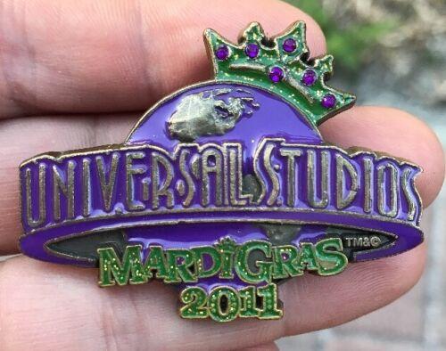 universal studios mardi gras pin  2011  #54946-P182-1210