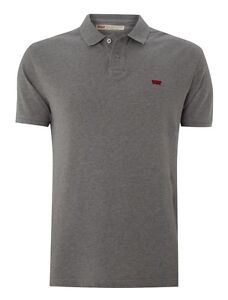 Levis-Classic-Pique-Men-039-s-Polo-Top-Size-Medium-Brand-New-FREE-DELIVERY