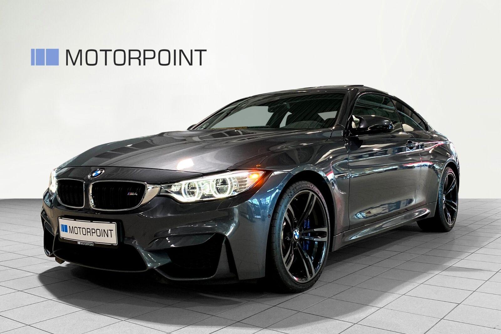BMW M4 3,0 Coupé aut. 2d - 799.900 kr.
