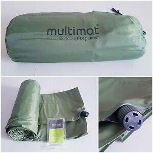 Multimat Camper Air 3 Seasons Self Inflating Sleeping Mat Festival Campin Unused