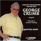 George Crumb - Zeitgeist/Music For A Summer Evening (2001)