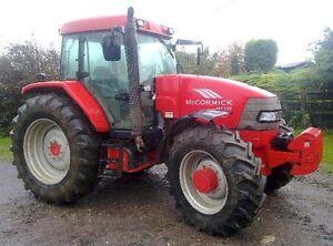 mccormick mc95 mc105 mc115 mc120 mc135 tractors shop service manual rh ebay com International Harvester Tractors IH Tractors