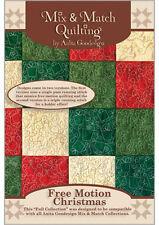 Free Motion Christmas Anita Goodesign Embroidery Cd