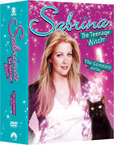 Sabrina-The-Teenage-Witch-The-Complete-Series-New-DVD-Boxed-Set-Full-Frame