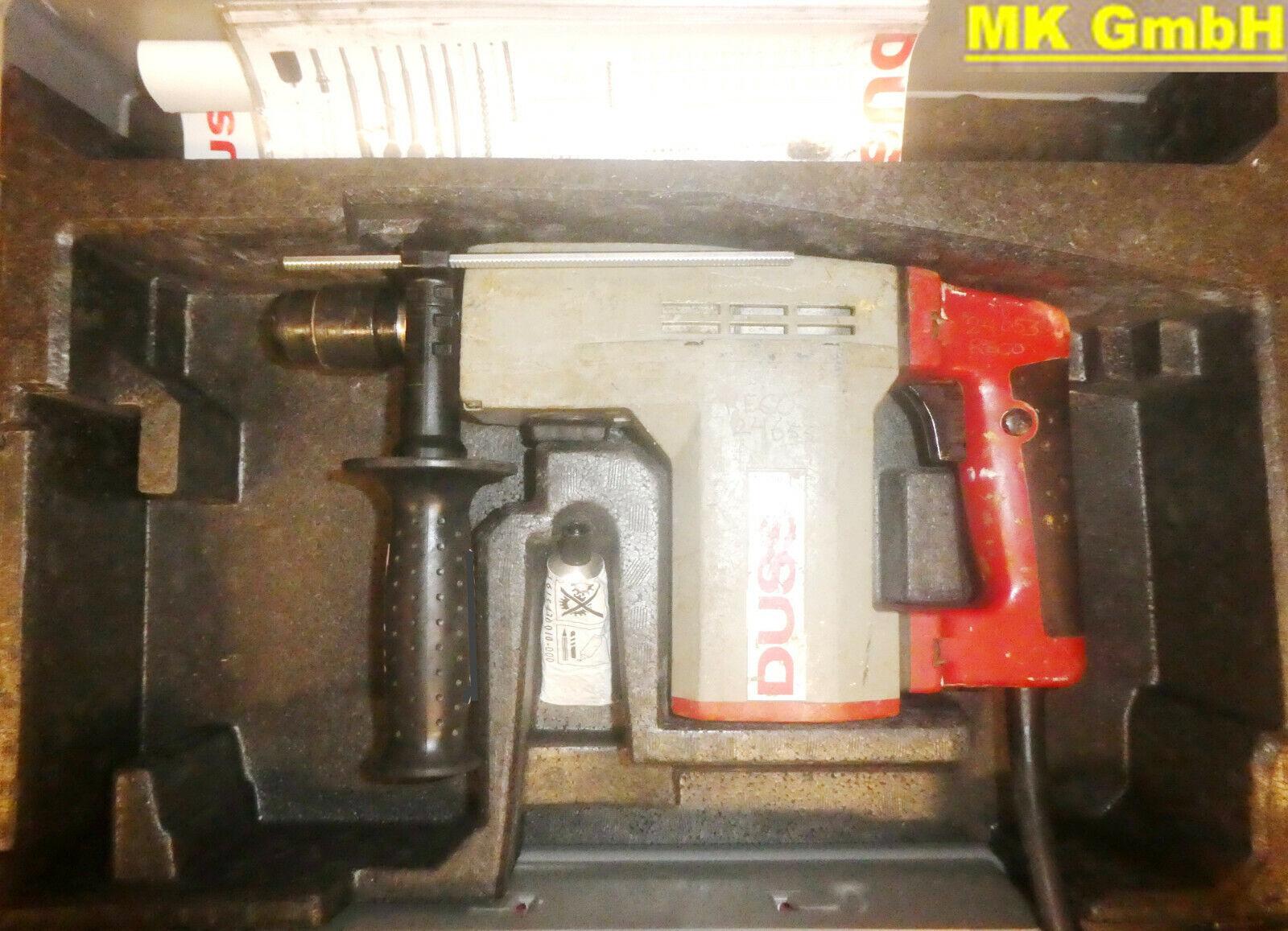 DUSS P 26 SDS Bohrhammer, 710W, P26SDS, P26 SDS, SDS-plus mit Tiefenanschlag