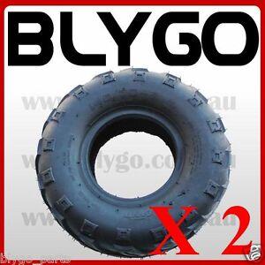 2X-QIND-4PLY-145-70-6-034-inch-Front-Rear-Tyre-90-110cc-Quad-Dirt-Bike-ATV-Buggy