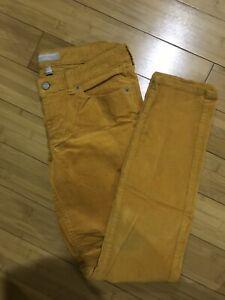 costine velluto a in Republic Pantaloni di Banana EqH0R5Ewt