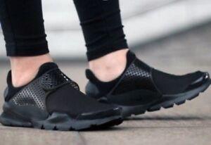 Detalles de Nike Mujeres Zapatillas Calcetín Dart se Zapatos 862412 004 Reino Unido 6.5 ver título original