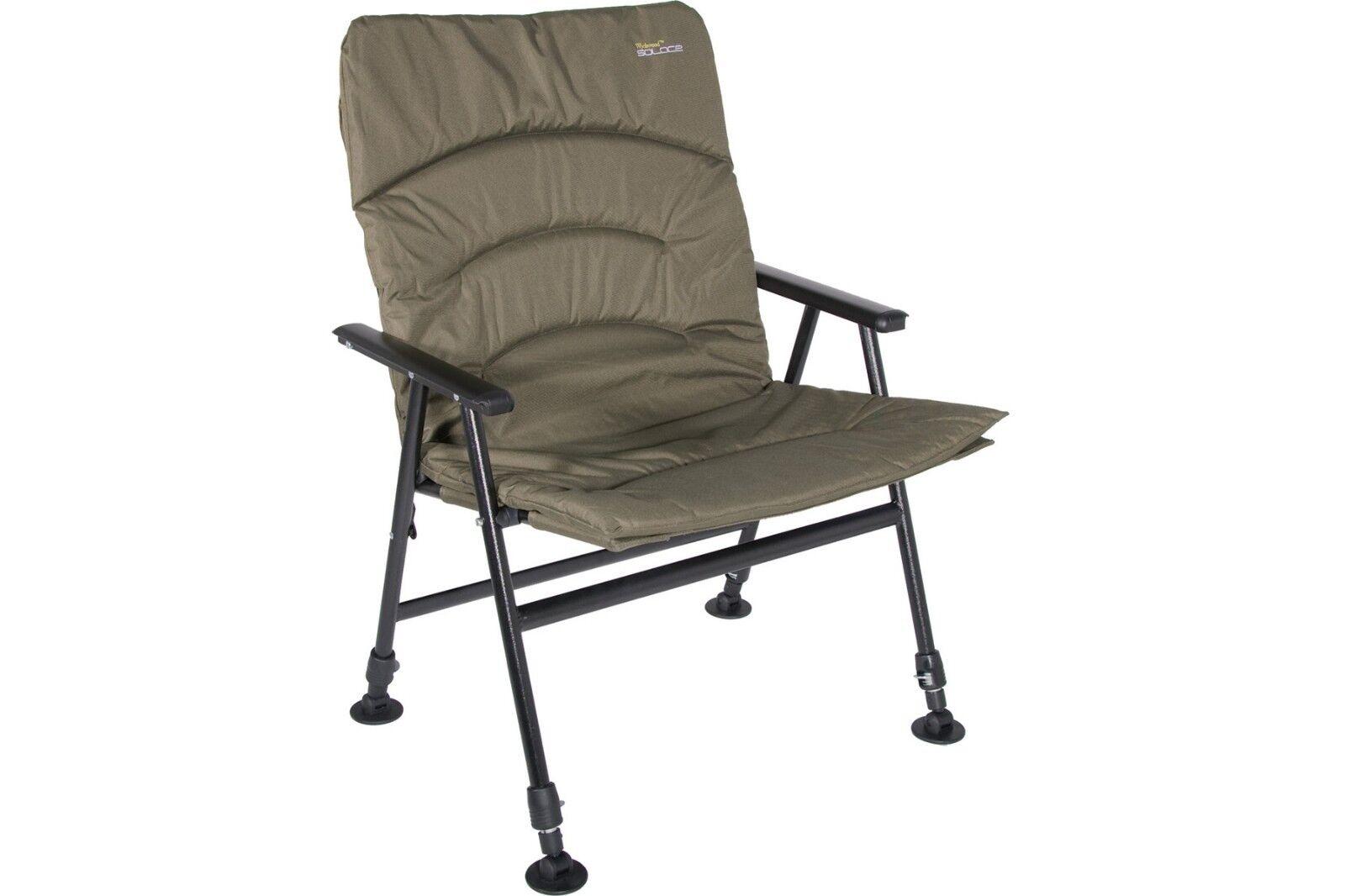 Wychwood Carp Comforter High Leg, Fishing Chair, Carp Chair, - Q0227