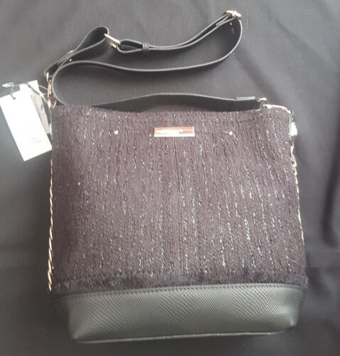 Bag Navy Or navy River New Black Bucket Brand Island Pouch Black With Bnwt Tags 4fqIpP