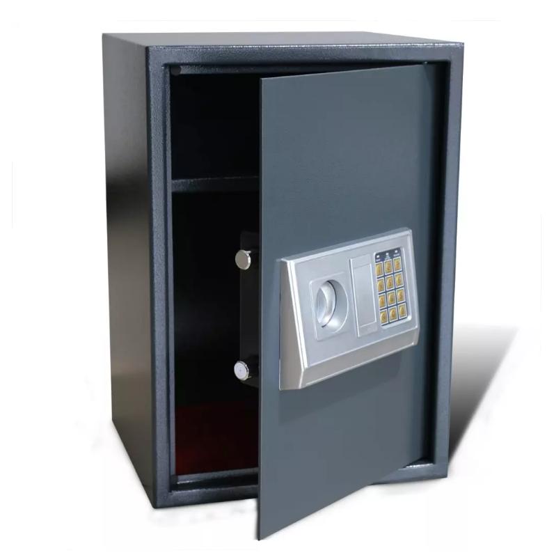 Elektronisch Safe Tresor Möbeltresor Feuerfester Geldwandtresor Dokumententresor
