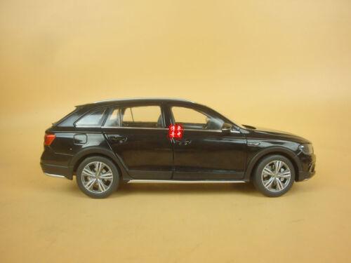 GIFT 1:18 Volkswagen C-Trek C-TREK black color diecast model
