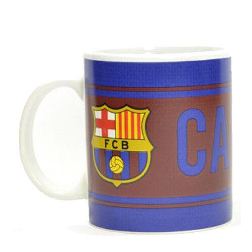 Arsenal Football Captain Mug Christmas Birthday Gift Selection Barcelona