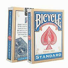 Bicycle Standard Playing Cards Index Playing Christmas Birthday Game
