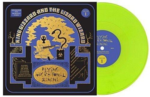 King Gizzard & Lizar - Flying Microtonal Banana [New Vinyl LP]