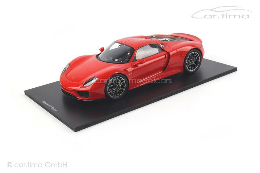 ahorra hasta un 50% Porsche 918 Spyder-rojo teja-Spark - 1 18 18 18 - 18s169  Seleccione de las marcas más nuevas como