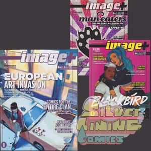 IMAGE-PLUS-VOL-2-10-11-12-Set-of-Three-SNYDER-JOCK-WYTCHES-FINALE