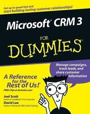 Microsoft CRM 3 For Dummies (For Dummies (Computers))
