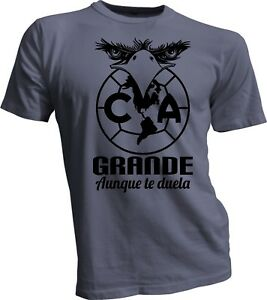 Club America Mexico Aguilas Camiseta Jersey T Shirt Odiame Mas El Mas Grande fc