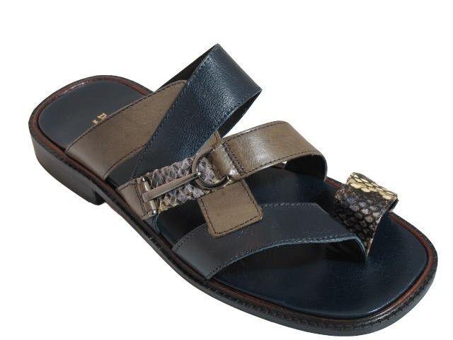 Davinci 2308 Men's Italian  Dressy casual Sandals